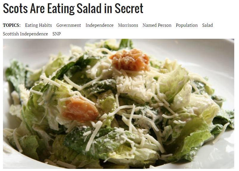 scots-salad